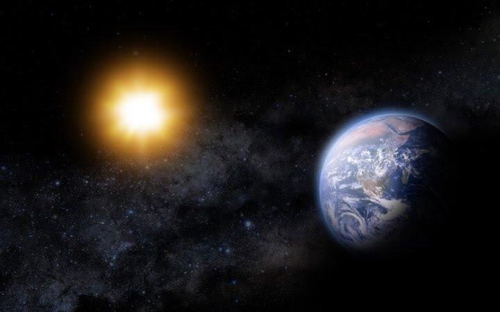 Oggi siamo nel punto più lontano dal Sole, la Terra raggiunge l'afelio